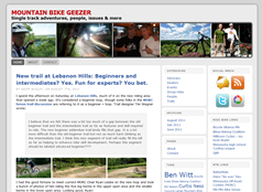 Mountain Bike Geezer