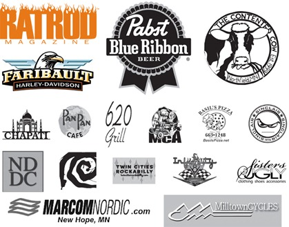 Lowbrow High-Octane 2011 sponsors and organizations