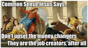 Common Sense Jesus