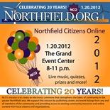 NCO/Northfield.org birthday bash poster