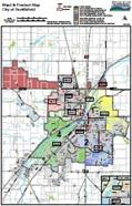 Northfield Ward and Precinct Map