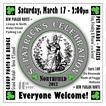 2012 St. Patrick's Day poster - Northfield, MN