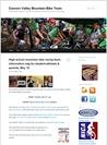 Cannon Valley Mountain Bike Team blogsite