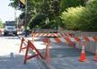 Sidewalk poetry installation, Northfield