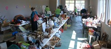 Prairie's Edge Humane Society rummage sale