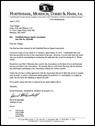 Hvistendahl NRSA letter to Abdo