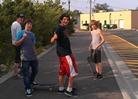 Northfield skateboarders