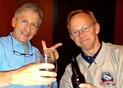 Griff Wigley, Ted Davis