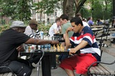 game tables in NYC