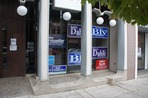 DFL election HQ in downtown Northfield