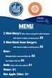 Blue Door Pub menu Lebanon Hills West Trailhead grand opening