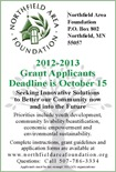 NAF grant app ad