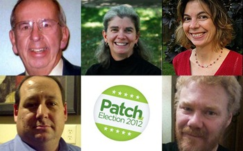 Dan Cupersmith, Rob Hardy, Ellen Iverson, Anne Maple, Noel Stratmoen  (Northfield Patch image)