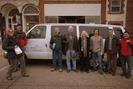 Northfield's Blandin 8: Erica Zweifel, Hans Muessig, George Kinney, Bruce Morlan, Paula Manor, Joe Gransee-Bowman, Matthew Rich, Norman Butler