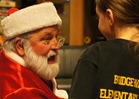 Mike Leming, Santa Claus