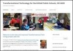 An online engagement project for the Northfield Public Schools: getting feedback on the Transformational Technology proposal