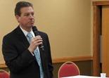 Sen. Dan Sparks, member, Environment, Economic Development and Agriculture Division