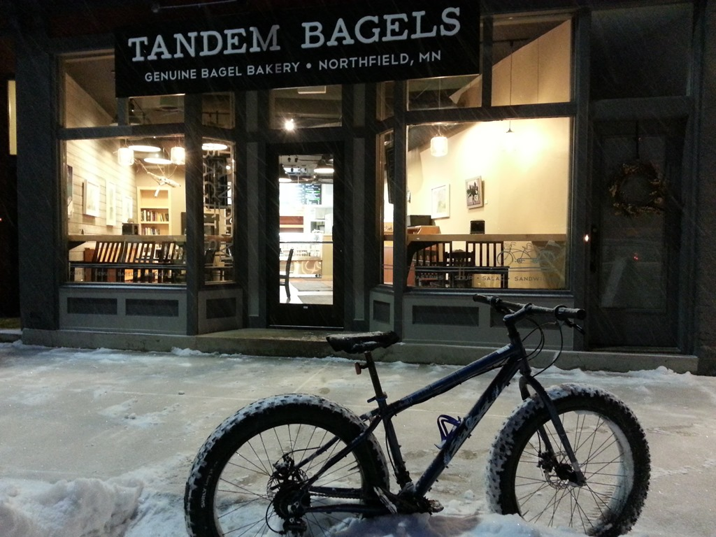 Tandem Bagels Opening Tuesday Northfield Likes Baked Goods With Roti Goreng Mama Fatma By Amb Marty Larson