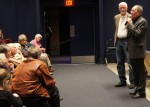 Photo album: Paul Krause's documentary premiere of Fred Somers' painting 'Genesis'