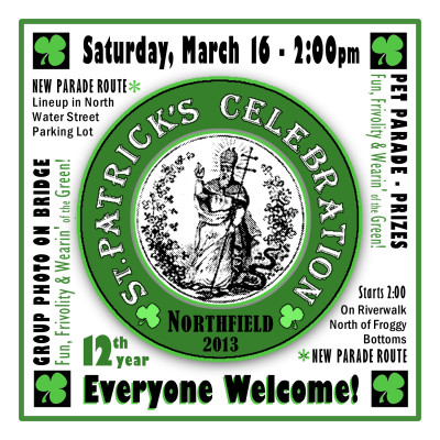 St. Patricks Celebration 2013