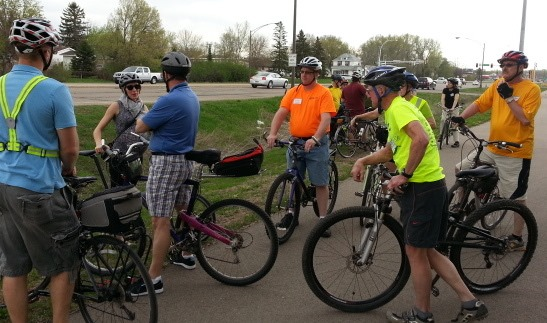 A Bikeable Community Workshop in Faribault indicates what