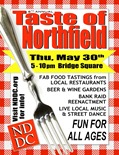 Taste of Northfield 2013