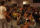 Arlo Cristofaro at the NAG, Aug 23, 2013