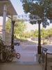 Streetscape arch