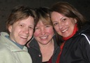Ruth Sylte, Kari Alberg, Susan Crow Metz