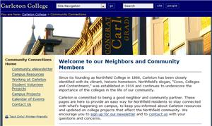 carleton-communitypage-sshot