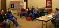 Ward 2 meeting