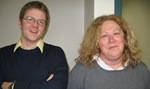 Colin McLain and Charlene Coulombe-Fiore