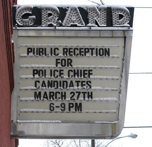 Grand Theater Marquee