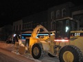 downtown snow removal
