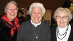 Peggy Prowe, LaNelle Olsen, Elaine Thurston