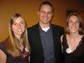 Jessica Steinbach, Hayes Scriven, Stephanie Tanner